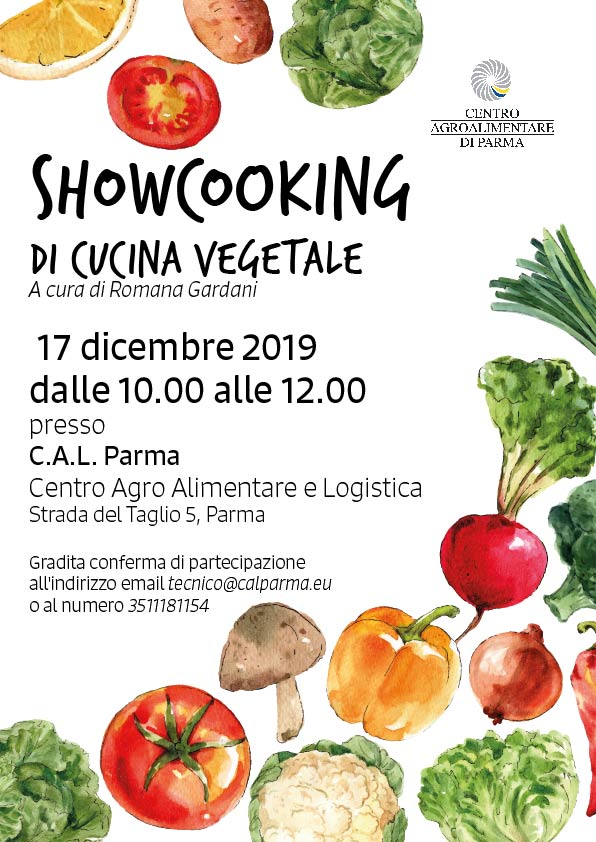 Ristoratori Alla Scoperta Della Cucina Verde Martedi 17 Dicembre Corso Gratuito Organizzato Dal Cal Confesercenti Parma
