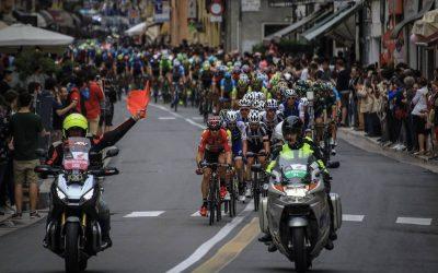 Martedì 11 maggio il Giro d'Italia attraversa Parma: il dettaglio del percorso e i divieti in vigore