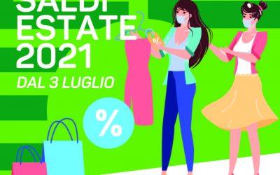 Saldi estivi: in Emilia Romagna si parte sabato 3 luglio