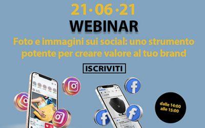 Webinar Parma Open: la fotografia e le immagini sui social